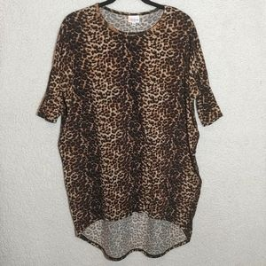 Oversized Long Top